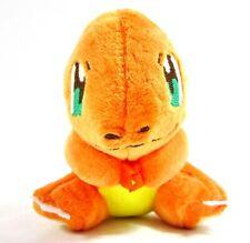 "Nintendo GameFreak Pokemon Charmander Hitokage Novelty Plush Stuffed 6"" NEW"