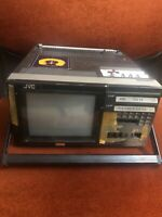 VHF / UHF CX-610PF JVC vintage color television monitor made in JAPAN N6144