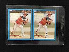 (2) NOLAN RYAN ODD BALL MINI 1982 TOPPS ASTROS STICKERS BASEBALL CARDS