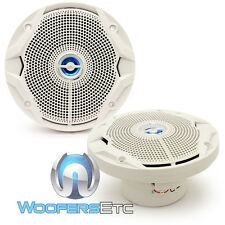 "JBL MS6520 6.5"" WHITE 180W 2-WAY MYLAR TWEETERS MARINE BOAT COAXIAL SPEAKERS NEW"