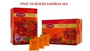 Saffron Teabags Zaffron Tea zaffron black tea & saffron 10pcs, BUY 2, GET 5 FREE