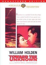 TOWARD THE UNKNOWN (1956 William Holden)  Region Free DVD - Sealed