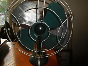 F.A.Smith MFG. CO. ArticAire Oscillating Fan Vintage