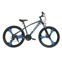 """21 Speeds Mountain Bicycle Shimano Suspension Disc Brake 26"""" Variable speed Bike"""