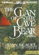 Earth's Children®: The Clan of the Cave Bear 1 by Jean M. Auel (2004, MP3 CD, U…