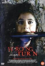 WRONG TURN Movie POSTER 27x40 Korean Desmond Harrington Eliza Dushku Emmanuelle