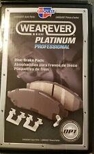 CARQUEST Brakes PXD1707H Rear Premium Ceramic Brake Pads. **NEW** FREE S/H!
