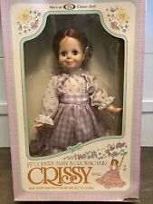 Crissy Doll Ideal Growing Hair