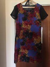 Next Size 8 Light Weight Polyester Dress