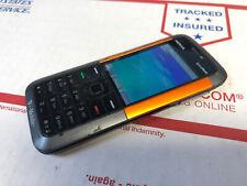 Nokia XpressMusic 5310 T-Mobile Cellular Phone 2G GSM Basic Orange