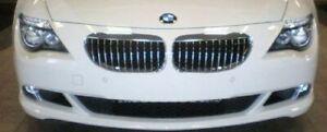 BMW OEM Genuine 2008-2011 E63 E64 LCI Clear Euro Spec Bi-Xenon Headlamps New