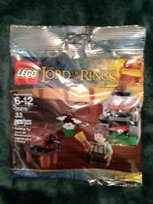 LEGO 30210, LOTR Frodo with Cooking Corner. 2012, 33pcs. New in Polybag!