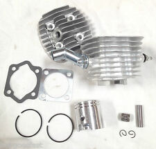 "47mm 66cc 80CC Motorized Bicycle Engine parts- TOPEND  15/16"" 8mm silver"