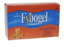 Fybogel 120 Satchets Orange Ispaghula Husk Natural Fibre Drink