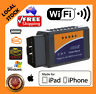 ELM327 OBD2 Scan Tool For Android / iPhone Car OBD II Engine Data Code Reader