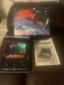EPOCH Astro Command Electronic Game CIB Works Great ~ Excellent Condition ~