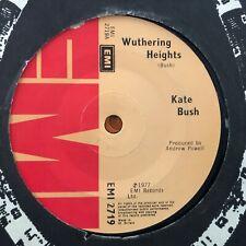 "KATE BUSH WUTHERING HEIGHTS / KITE CLASSIC 1978 7"" POP VINYL"