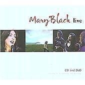 Mary Black - Live (Live Recording, 2003) 2 Disc CD & DVD (RTE/Dara Box Set)