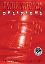 Delirious 25th Anniversary 0013137011092 With Eddie Murphy DVD Region 1