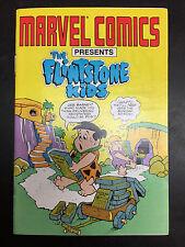 The Flintstone Kids #0 Marvel/Star Comics Very Rare Ashcan Mini Comic Book 1987