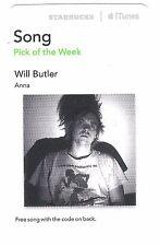 Starbucks Music Card (Expired) US indie Arcade Fire instrumentalist Will Butler