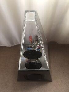 1 Paar Kef Pyramide Lautsprecher