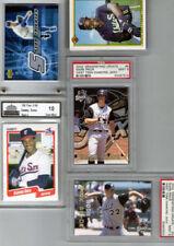 5 CARDS INC FRANK THOMAS ROOKIE,SAMMY SOSA ROOKIE,2 MARK PRIOR ROOKIES
