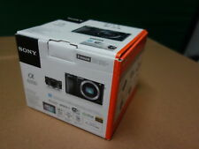 Sony Alpha a6000 Mirrorless Digital Camera with 16-50mm Lens (White) * NEW