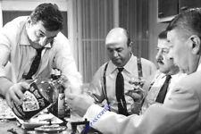 Photo Poster argentique du Film Les Tontons flingueurs... 30x45cm …12x18inch