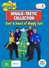 The Wiggles DVD CD Wiggle Town 2 in 1 by ABC Kids Fun for All