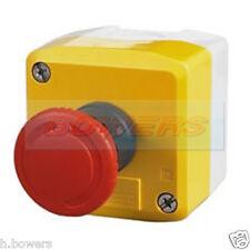 Durite 0-657-01 scatola di controllo Schneider Pulsante di arresto di emergenza pulsante a fungo