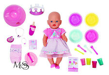 ZAPF Baby Born Interactive Happy Birthday Doll Girl  *  NEW 25 Anniversary Edtn