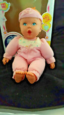 Gerber Talking Baby 1994 New In Box