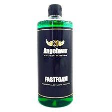 AngelWax FastFoam - Professional Detailing Snow Foam - 1 Litre - Fast Foam