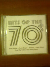 COMPILATION - HITS OF THE 70'S - DOPPIO  CD