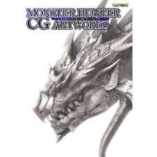 MONSTER HUNTER CG ART WORKS, GAME ANIMATION  Art Book, Japan, 2009, Very Good