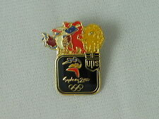 2000 SYDNEY OLYMPIC MASCOTS PIN BY UNITED PARCEL SERVICE UPS