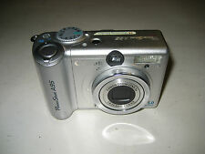 Canon PowerShot A95 5.0 MP Digital Camera - Silver