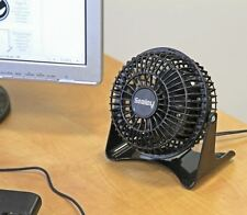 """NEW Sealey Portable 4"""" Pivoting Mini Office Desk/Table Cooling Fan 240v SFF04"""