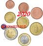 Série 1 Cent à 2 Euro BU Saint-Marin 2020 - Brillant Universel