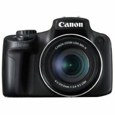 Near Mint! Canon PowerShot SX 50 HS 12MP Digital Camera - 1 year warranty