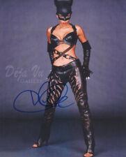 Halle Berry Autograph - Signed Photo - Catwoman - X-Men - Swordfish - COA - VF