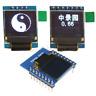 """4/7pin Screen SPI I2C 0.66"""" OLED Display Module for WeMos D1 Mini OLED Shield"""