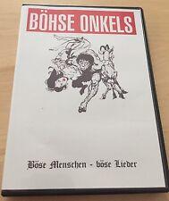 Böhse Onkels - böse menschen, böse Lieder CD in A5-Box (aus Onkelz Sammlung)