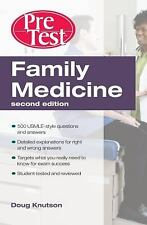 Medicine USMLE Exam Book ● Family Practice Questions Study Guide/ Pre test
