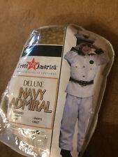 Pour Garçons Marine Amiral Déguisement Petit Excellent Petit Costume Très Mignon