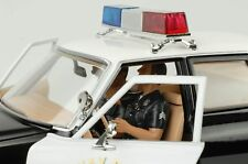 Sheriff Police Cop Policeman Driver Set Figure 2 x 1:18 American Diorama No Car