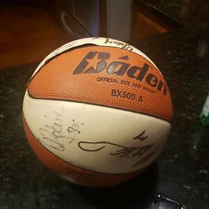 1990-91 San Antonio Spurs Team 🏀 Autographed DAVID ROBINSON SEAN ELLIOTT 11++