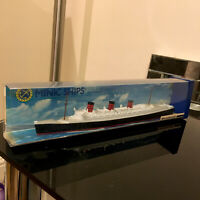 Hornby Mimic Ships RMS QUEEN MARY 1:1200 Scale Vintage Collector Diecast Toy
