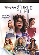 A WRINKLE IN TIME DVD - SINGLE DISC EDITION - NEW UNOPENED - REESE WITHERSPOON